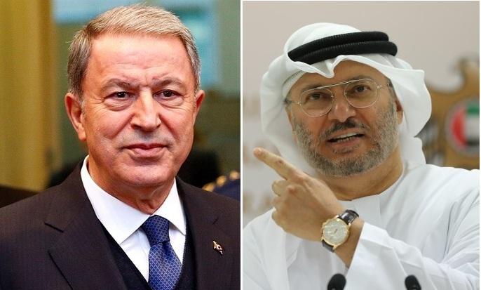 الإمارات ترد على وزير الدفاع التركي: العلاقات لا تدار بالتهديد والوعيد