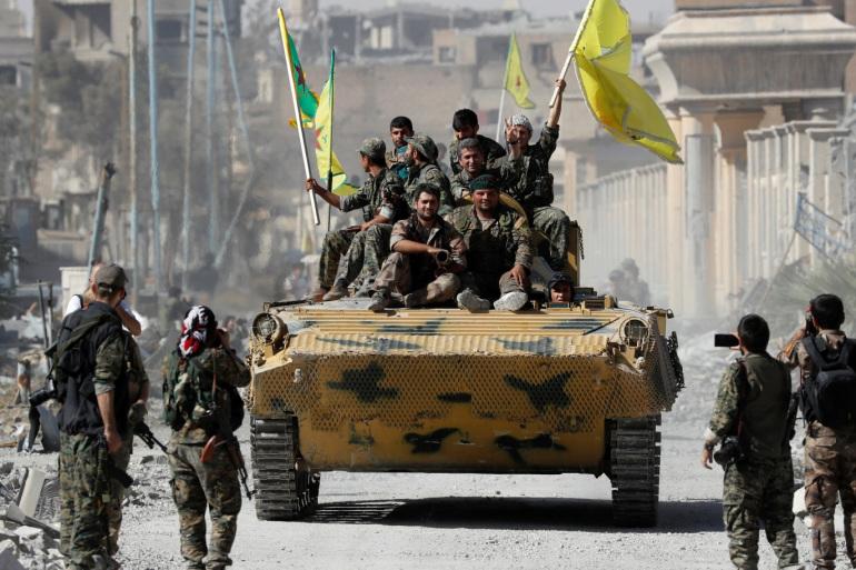 الإمارات والسعودية تدعمان أحزاباً كردية عراقية مقربة من إيران نكاية في تركيا