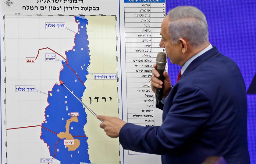 كيف يمهد اندفاع أبوظبي للتطبيع مع تل أبيب الطريق أمام نتنياهو لتنفيذ خطة الضم؟