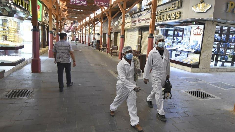 الإمارات تسجل 716 إصابة جديدة بفيروس كورونا وإجراءات جديدة للدخول والخروج من أبوظبي