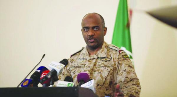 عسيري: الوقت لم يحن لتحرير صنعاء