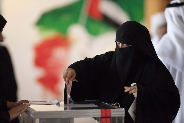 526 ألف و 537 إماراتي محظورين من المشاركة في انتخابات المجلس الوطني
