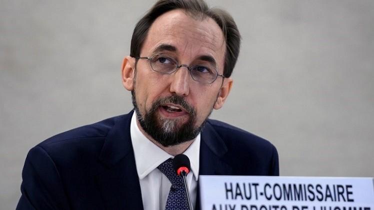 الأمم المتحدة تنتقد أساليب الترويع التي يتعرض المدافعون عن حقوق الإنسان